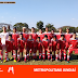 Sub-15 do Metropolitano perde em São Paulo pelo Campeonato Interclubes