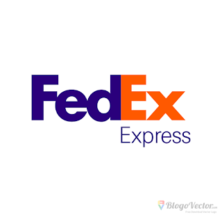 FedEx Express Logo vector (.cdr)