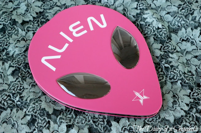 Jeffree Star Alien paletti
