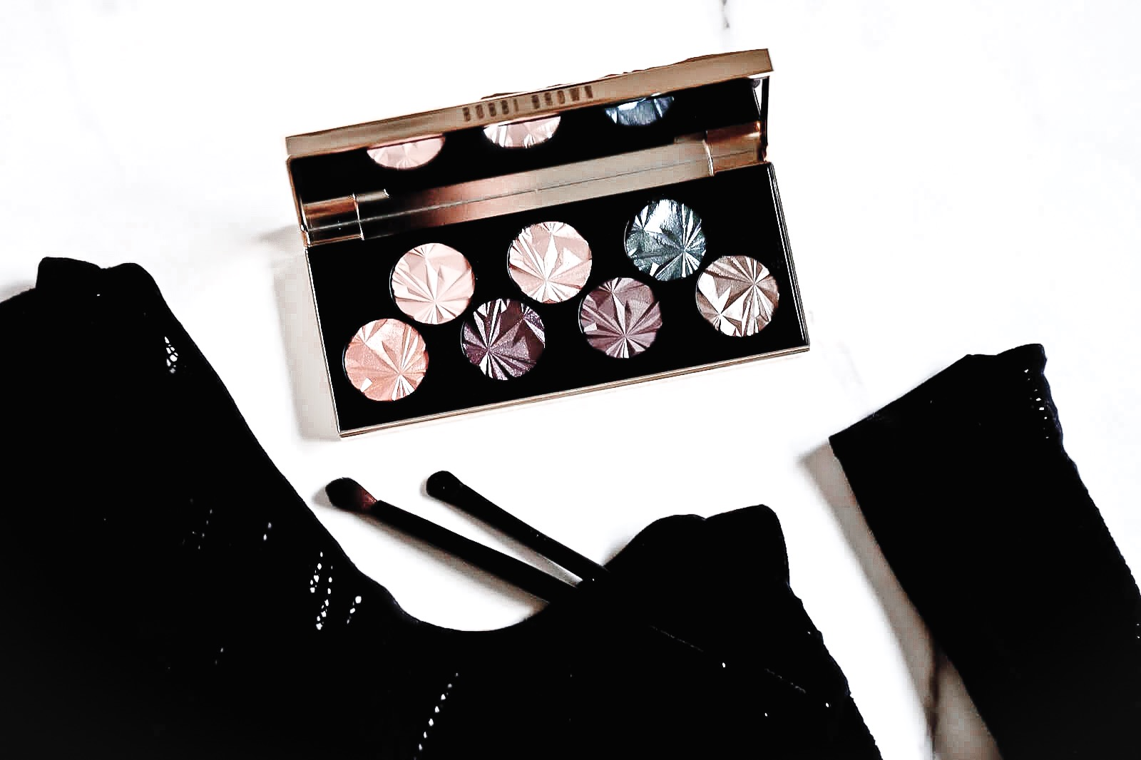 Bobbi Brown Luxe Gems Eye Shadow Palette Avis