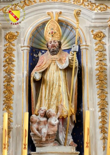 Saint-Nicolas (XVIIIe siècle) - Statue - Église de Blénod-les-Toul (54)