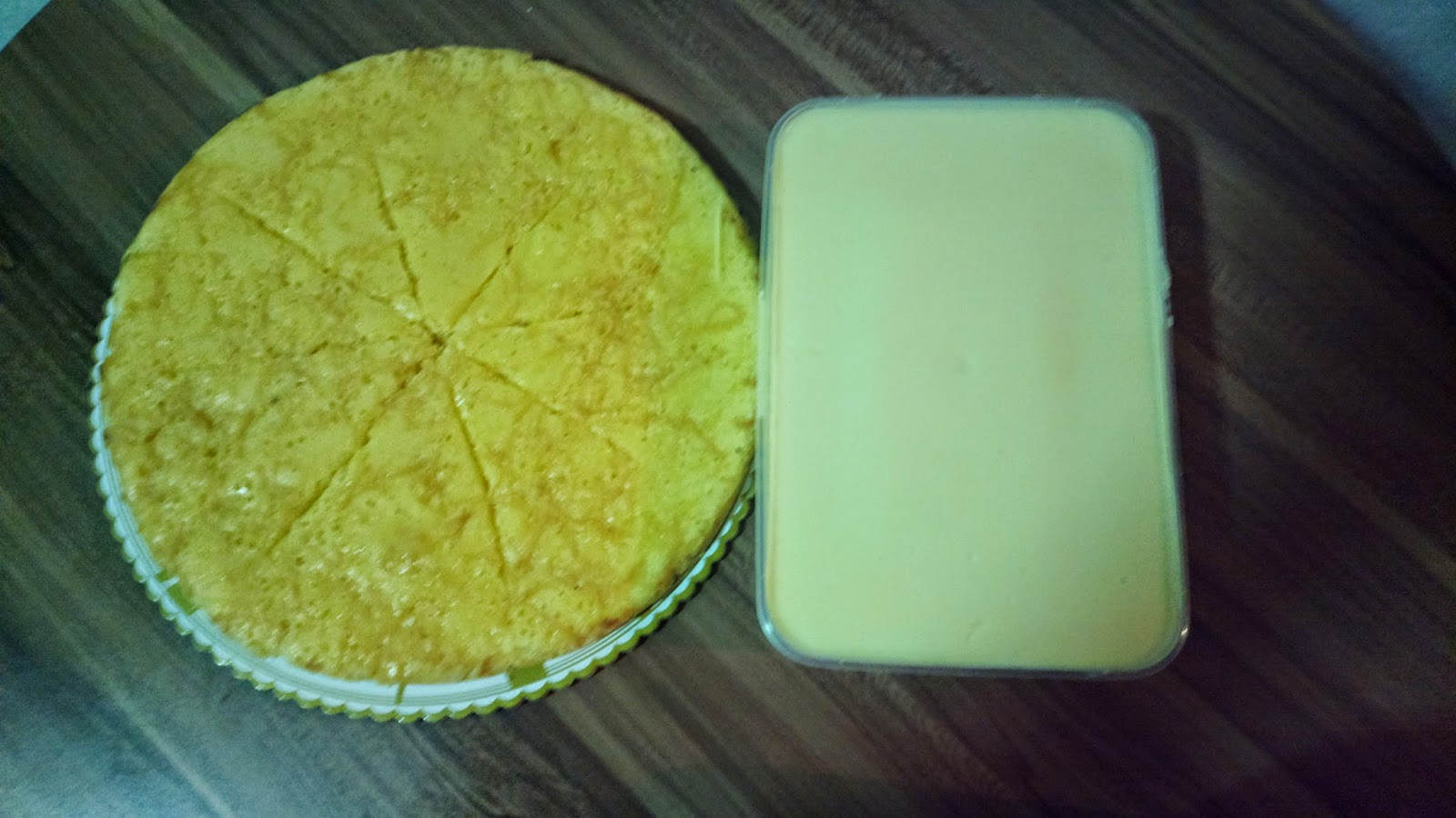 yema cheese pie and cheddar cheese