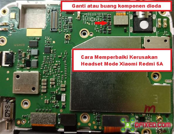 4 Cara Memperbaiki Kerusakan Headset Mode Xiaomi Redmi 5A