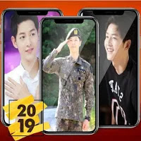 Song Joong Ki Wallpaper 2019 Apk free Download for Android