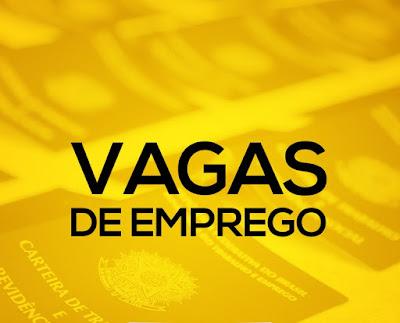 VAGAS DE EMPREGO TOCANTINS
