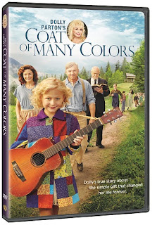 Dolly Parton's Coat of Many Colors cover