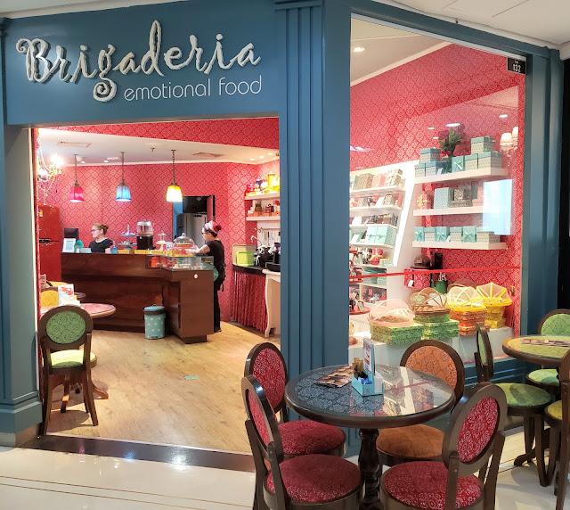 Brigaderia Emotional Food