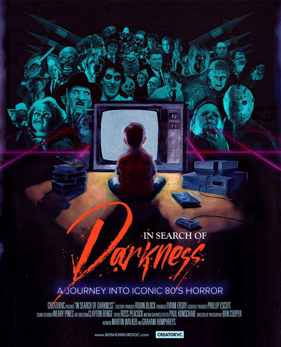 In Search of Darkness - The Definitive '80s Horror Doc
