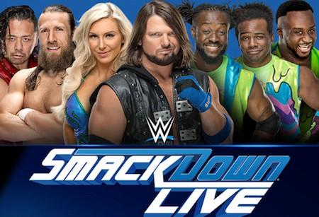 WWE Smackdown Live 480p 300Mb HDTV 25 June 2019