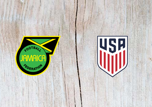 Jamaica vs United States -Highlights 4 July 2019