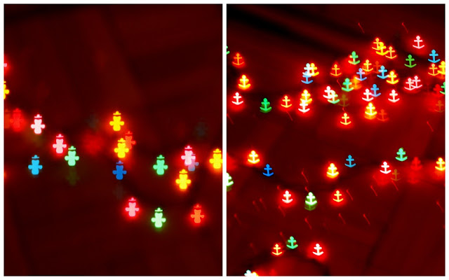how to make different shaped bokeh lights with photography