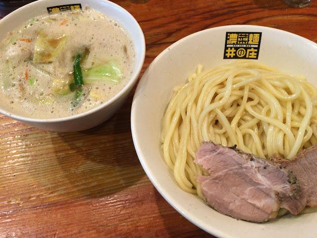濃菜麺井の庄 濃菜つけ麺