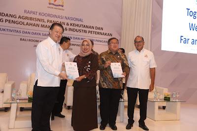 rakornas kadin fokus pada produktivitas daya saing pertanian dan industri pangan nurul sufitri travel lifestyle blogger review hotel indonesia kempinski