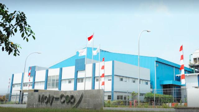 Lowongan Kerja PT. Commonwealth Steel Indonesia Penempatan Cilegon
