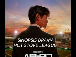 Sinopsis Lengkap Hot Stove League
