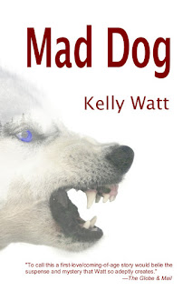 Book Review and GIVEAWAY: Mad Dog, by Kelli Watt {ends 10/9}