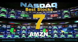 7 Best Stocks : NASDAQ:AMZN Amazon stock price forecast