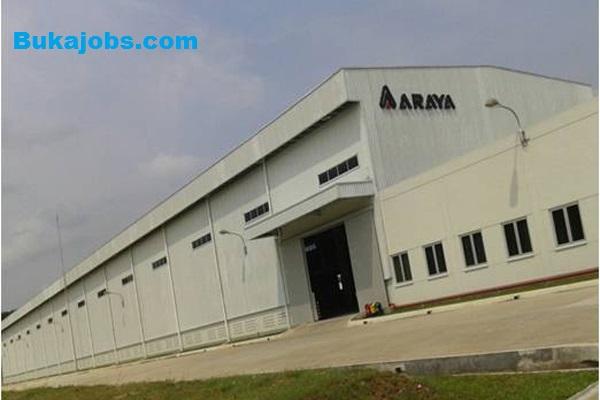 Lowongan Kerja SMA/SMK di PT Araya Steel Tube Indonesia