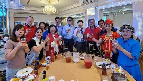 孔氏宗親會六週年大會 發揚中華文化孔子儒家精神