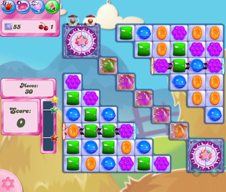 Candy Crush Saga level 2692