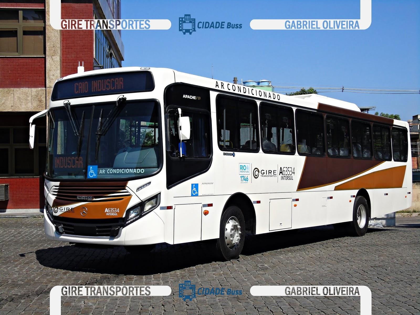 Imagem Gire Transportes