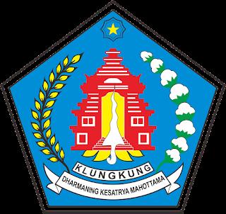Logo/ Lambang Kabupaten Klungkung