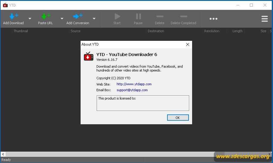YTD Video Downloader Full