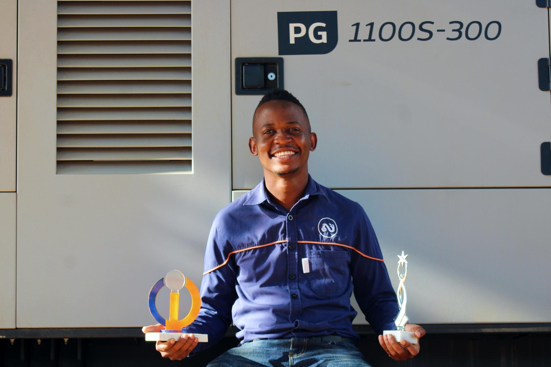 Lincoln Masiyenyama Clinches Another Award