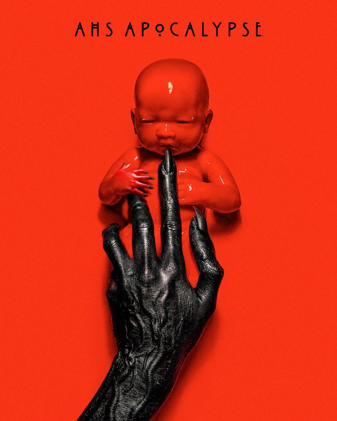 American Horror Story [Apocalypse] [Season 8] [2018] [DVDR] [NTSC] [Latino]