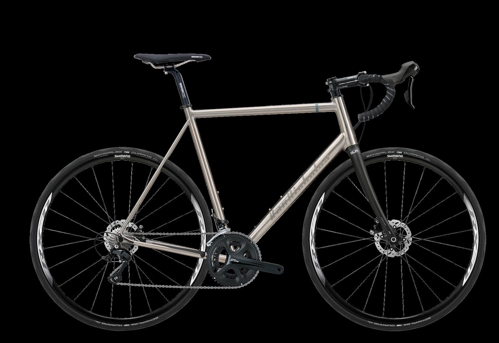 Van Nicholas Unveils The New Skeiron Titanium Road Bike