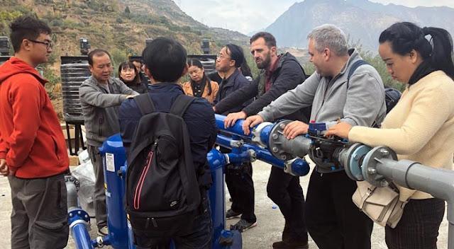 Κινέζικο ενδιαφέρον για την καλλιέργεια της επιτραπέζιας Ελιάς