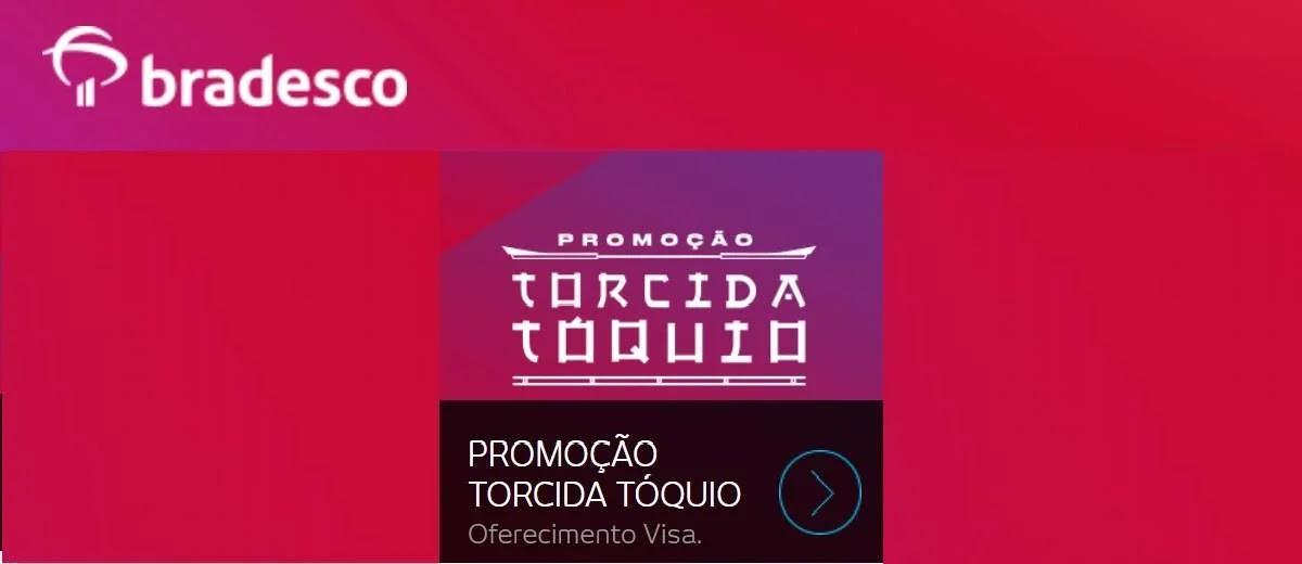 Promoção Torcida Tóquio Cartões Visa Bradesco Jogos Olimpícos - Gabriel Medina