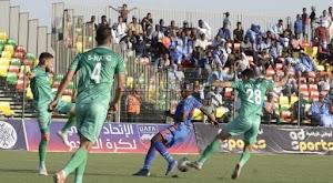 نادي الشرطة يتاهل لربع نهائي البطولة العربية للاندية بعد فوز كاسح على فريق نواذيبو بخماسية