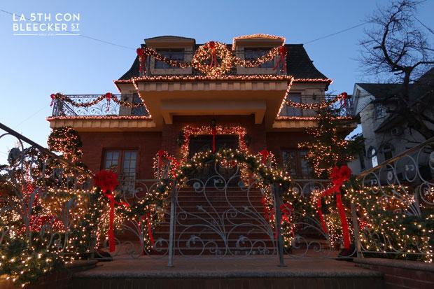 Visitar luces de Navidad de Dyker Heights en Nueva York 6