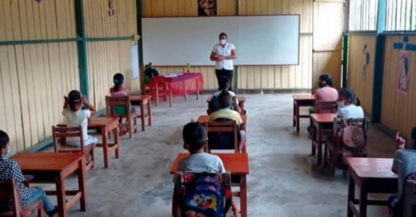 Denuncian que maestros fueron obligados a dictar clases presenciales
