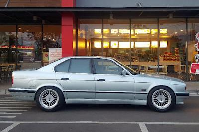 Eksterior BMW E34
