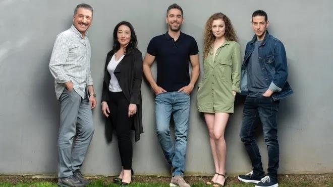 The cast of Aşkın Tarifi series has been announced