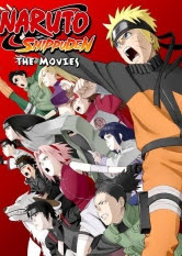 Naruto Shippuden: Películas