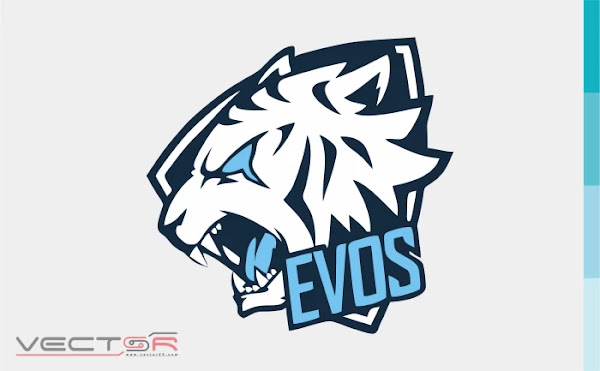 EVOS Esports Logo - Download Vector File SVG (Scalable Vector Graphics)