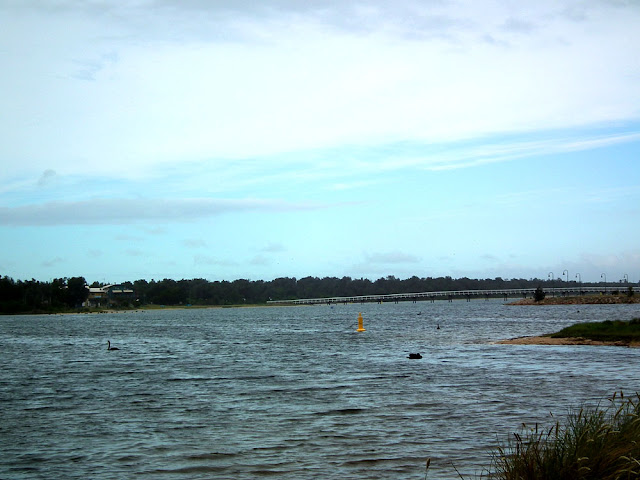 Lakes Entrance, Victoria, Australia. Photographed by Susan Walter.