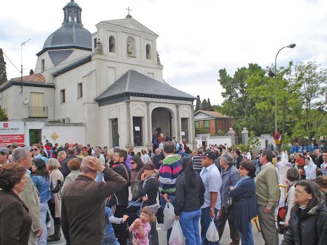 Fiestas de San Isidro 2012 en Madrid