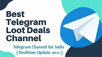 Best-Telegram-Loot-Deals-Channel India