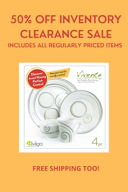 Livliga's 50% Inventory Clearance Sale