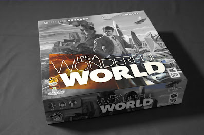 It's A Wonderful World boardgame box