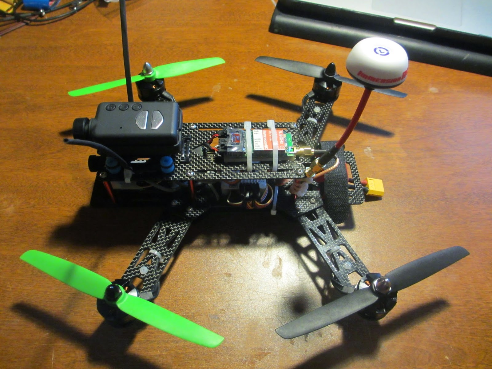 Projects  Nighthawk 250 Pro Quadcopter