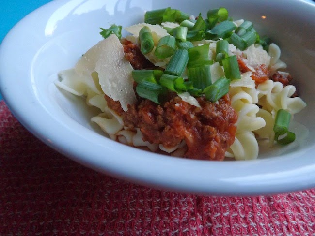 The Wholefood Mama Thursday Recipe Spag Bol With A Twist