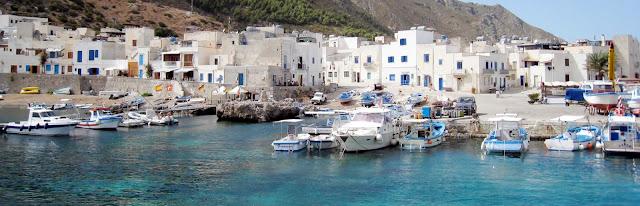 MARETTIMO - Aegadian Islands, Sicily