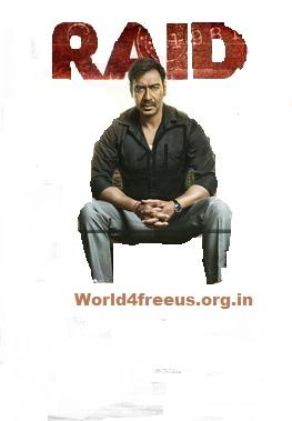 Raid 2018 Hindi Movie Download 720p PreDVDRip x264 1.4GB