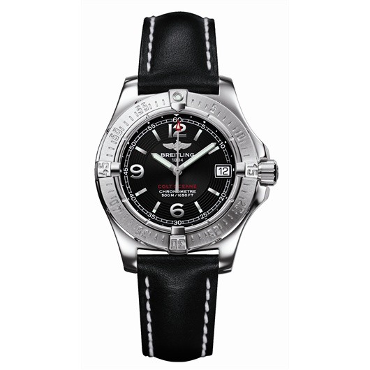Réplica Breitling Colt hombres reloj de acero inoxidable A7738011/B785