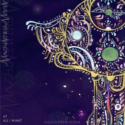 Machine To The Moon – A7 – Single